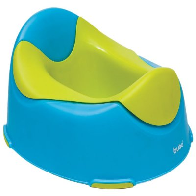 Troninho Infantil - Azul e Verde - Buba