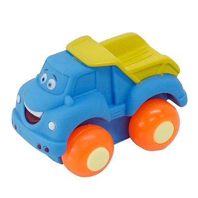 Veículo Soft Cars - Caminhão Basculante - Divertoys