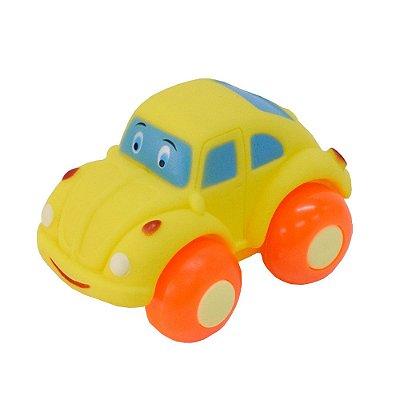 Veículo Soft Cars - Fusca - Divertoys