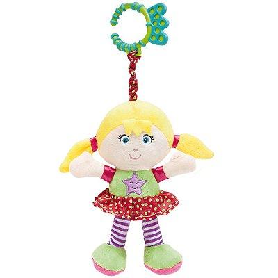 Boneca Dora Atividades - Buba