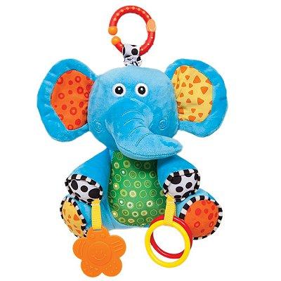 Pelúcia de Atividades - Elefante - Buba