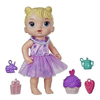 Baby Alive - Bebê Festa De Presentes - Hasbro
