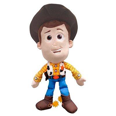 Pelúcia Toy Story 4 - Woody - DTC
