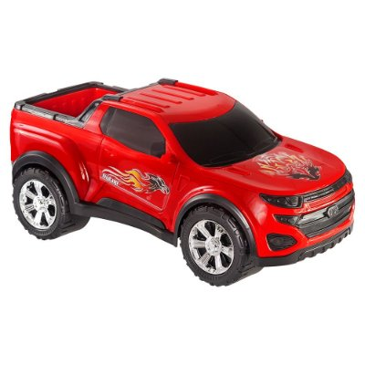 Caminhonete Pick-Up Hytop - Vermelha - BS Toys