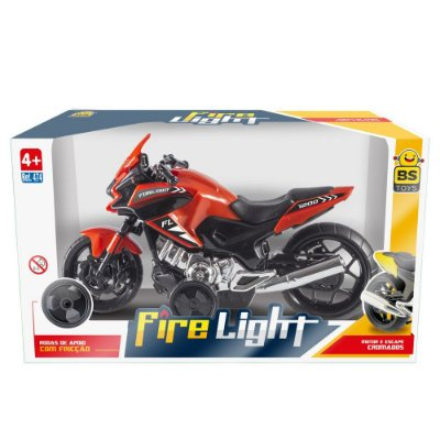 Moto Fire Light - BS Toys