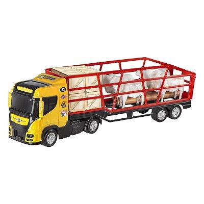 Top Truck Boiadeiro - BS Toys