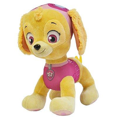 Pelúcia Skye - Patrulha Canina - Sunny