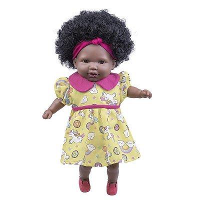 Boneca Tayla Negra - Cotiplás