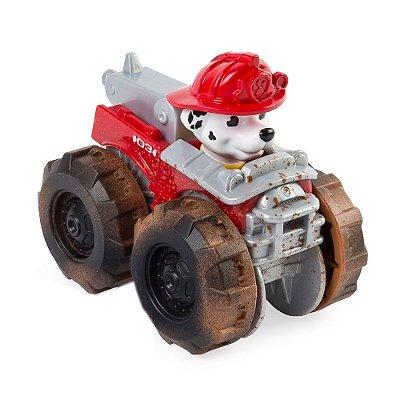 Carrinho Patrulha Canina Monster Truck - Marshall - Sunny