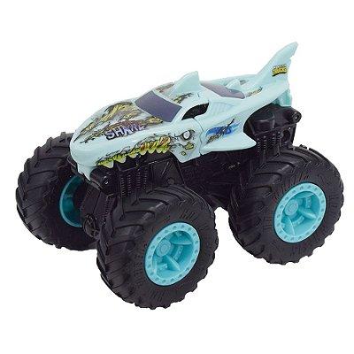 Hot Wheels Monster Trucks - Zombie Shark - Mattel