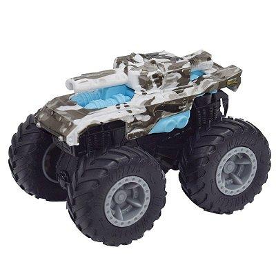 Hot Wheels Monster Trucks - Nvader - Mattel