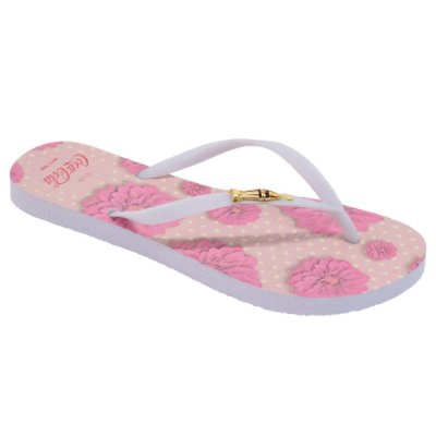 Chinelo Feminino Flower Spirit - Coca Cola Shoes