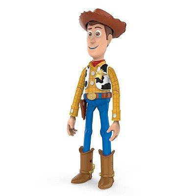 Boneco Toy Story 4 Articulado - Woody - Toyng