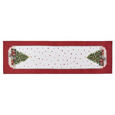 Trilho de Mesa Árvore Encantada - 30 x 100 cm - Karsten Natal