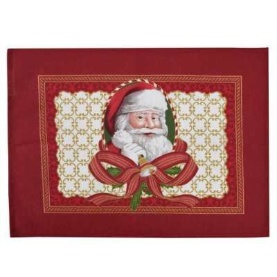 Lugar Americano Sinos do Noel - 33 x 45cm - Karsten Natal