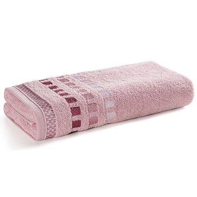 Toalha de Banho Calera - Rosa Claro - Karsten