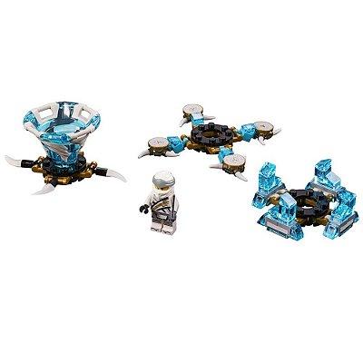 Lego Ninjago Spinjitzu Zane - Lego