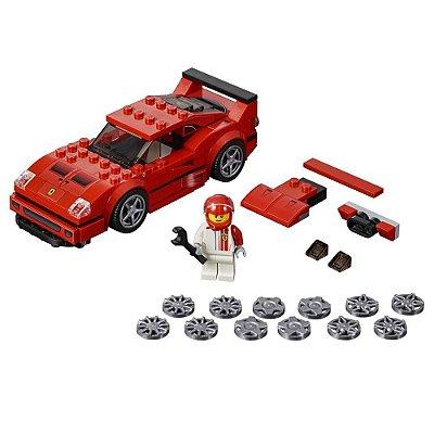 Lego Speed Champions - Ferrari F40 - 198 Peças – Lego