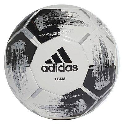 Bola de Futebol Team Capitano - Branca e Preta - Adidas