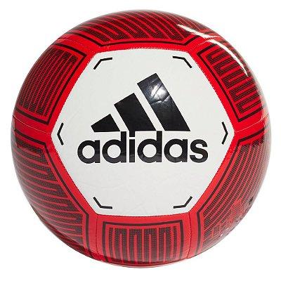 Bola Adidas Starlancer VI - Vermelha e Preta
