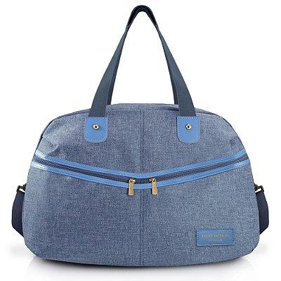 Bolsa de Viagem Be You - Azul - Jacki Design