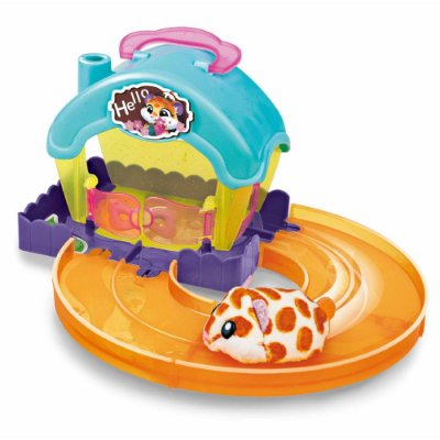 Hamsters in a House - Casa Hamster - Frostie - Candide