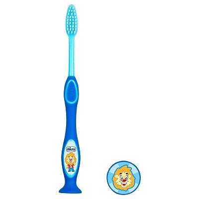 Escova de Dente Infantil - Leãozinho - Chicco
