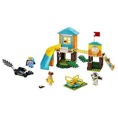 Lego Toy Story 4 - Aventura no Playground do Buzz e da Betty
