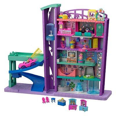Polly Pocket - Mega Centro Comercial - Mattel
