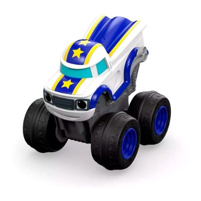 Carro Acelerador Darington - Blaze And The Monsters Machine - Fisher Price