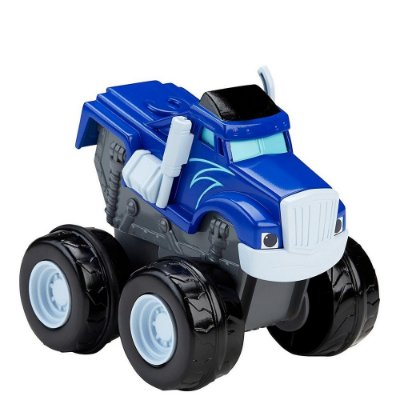 Carro Acelerador Crusher - Blaze And The Monsters Machine - Fisher Price