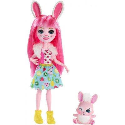 Enchantimals - Bree Bunny e Twist - Mattel