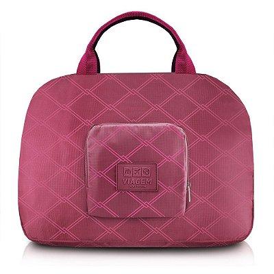 Bolsa de Viagem Dobrável - Marsala - Jacki Design