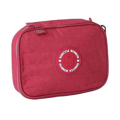 Estojo Box Rebecca Bonbon - Rosa - Clio Style