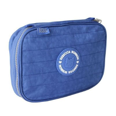 Estojo Box Rebecca Bonbon - Azul - Clio Style