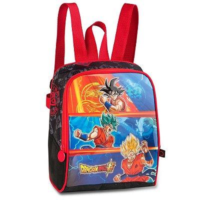 Lancheira Dragon Ball Super - Vermelha - Clio Style