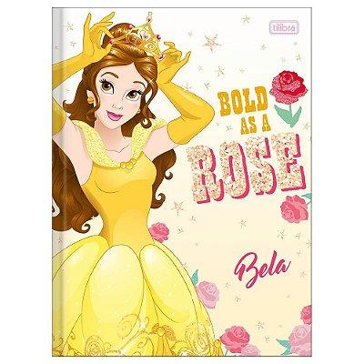 Caderno Brochura Princesa Bela - Tilibra