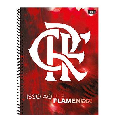 Caderno Flamengo - Iniciais - 1 Matéria - Foroni