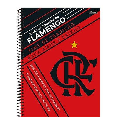 Caderno Flamengo - Time de Tradição - 1 Matéria - Foroni