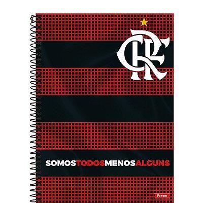 Caderno Flamengo - Somos Todos - 1 Matéria - Foroni