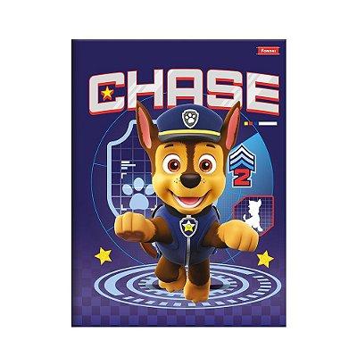 Caderno Pequeno Patrulha Canina - Chase - Foroni
