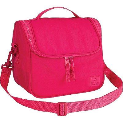 Lancheira Académie Pink - Tilibra