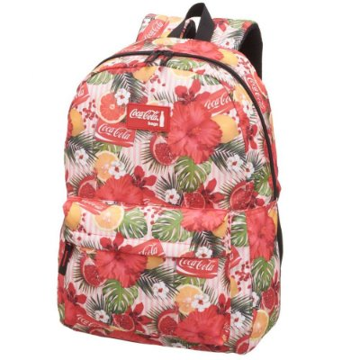 Mochila de Costas Coca Cola Lemon - Pacific