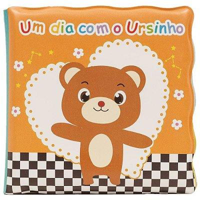 Livrinho de Banho - Um Dia Com o Ursinho - Buba