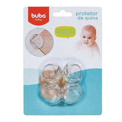 Protetor de Quina Baby - 4 peças - Buba