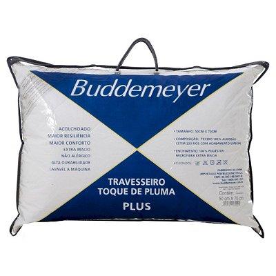 Travesseiro Toque de Pluma Plus - Buddemeyer