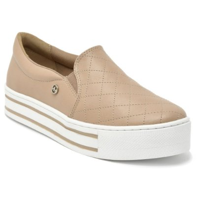 Tênis Flatform Slip On - Via Marte