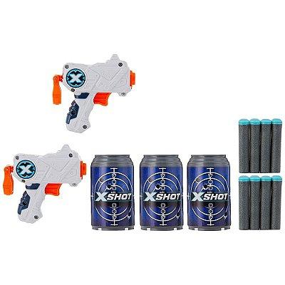 Lançador de Dardos X Shot 2X Micro - Candide