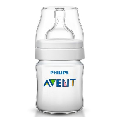 Mamadeira Classic Anti-Colic 125 ml - Philips Avent