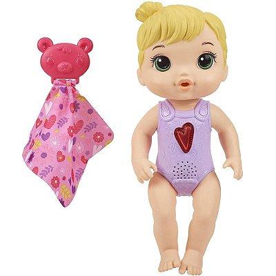 Boneca Baby Alive Bebê Coraçãozinho - Hasbro